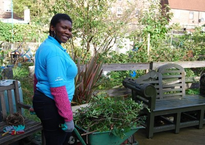 Volunteer Deptford Garden 3