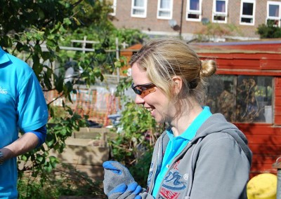 Volunteer Deptford Garden 4