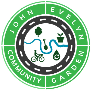 John Evelyn Community Garden Logo